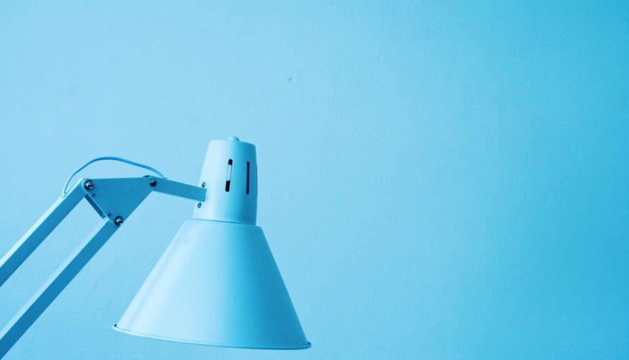 close-up-desk-lamp